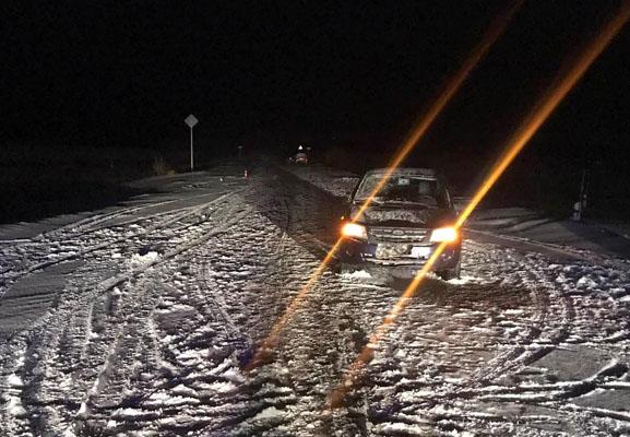 В Самарской области сбиты два пьяных пешехода, стоявшие на дороге ночью | CityTraffic