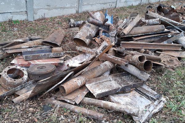 Пятеро жителей Самарской области похитили 4 тонны лома черного металла на жд перегоне | CityTraffic