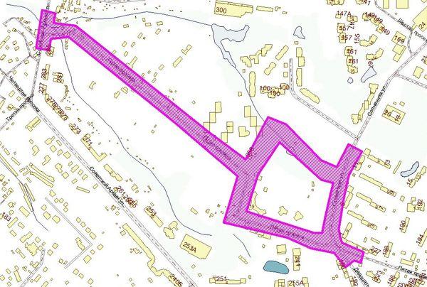 """В Самаре увеличилась территория планировки Пятой просеки вдоль домов ЖК """"Надежда"""" и """"Акварель""""   CityTraffic"""