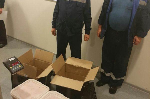 Почти 56 кг красной икры без документов изъяли в аэропорту Самары | CityTraffic