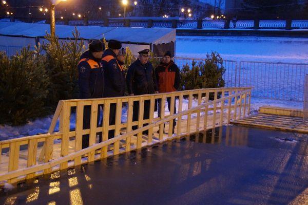 Крещенских купаний на Полевом спуске в Самаре все же не будет | CityTraffic