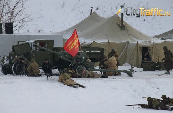 Рождество в Тольятти начнется с игр в войну | CityTraffic