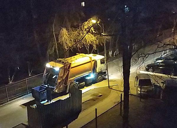 Мусоровозам разрешили шуметь ночью в Самарской области | CityTraffic