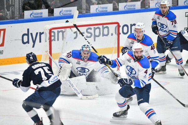 «Лада» проиграла второй матч вСанкт-Петербурге