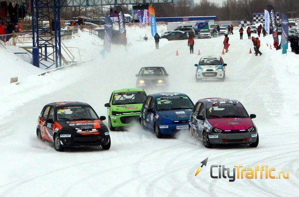 В Тольятти зрителям разрешили въезд на автомобилях на ледовые гонки | CityTraffic