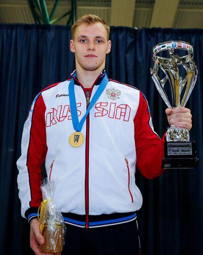 Самарец Антон Бородачев стал первым российским фехтовальщиком, победившим в 2020 году на международном турнире | CityTraffic