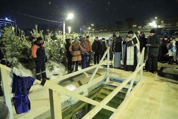 Власти Самары рассказали, где можно окунуться в прорубь в ночь на Крещение | CityTraffic