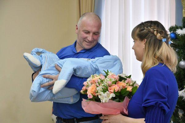 Из роддомов Самарской области выписывают малышей, которые родились 1 января 2020 года | CityTraffic