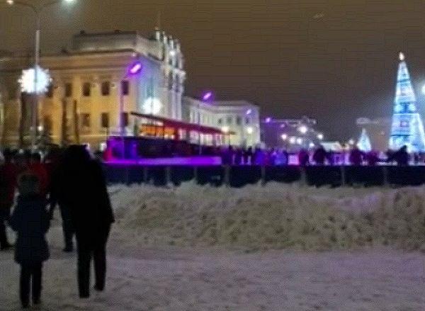 Каток на площади Куйбышева в Самаре обойдется городскому бюджету в 800 тысяч рублей | CityTraffic