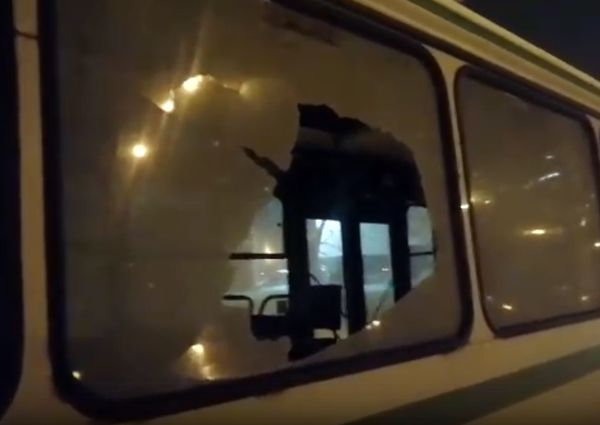 Полиция ищет очевидцев обстрела 6 автобусов в Тольятти | CityTraffic