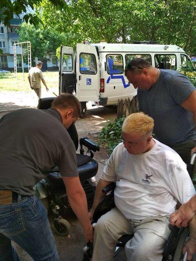 Тольятти получит 3,7 млн рублей на приобретение трех автомобилей для перевозки инвалидов | CityTraffic