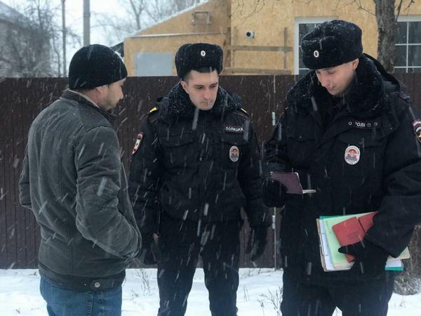 В Самаре задержан мигрант с фальшивым документом | CityTraffic