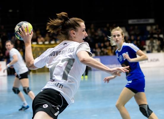 Анастасия Новоселова: «В спорте нужен адреналин» | CityTraffic