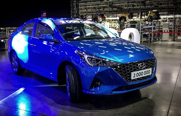 Новый Hyundai Solaris – ничего нового | CityTraffic