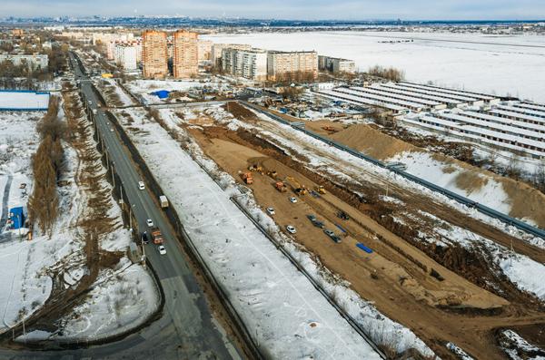 В Самаре началась подготовка к строительству разноуровневых транспортных развязок | CityTraffic