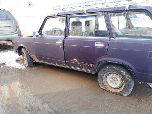 В Самаре на вывоз 20 брошенных машин потребовалась 381 тысяча рублей | CityTraffic