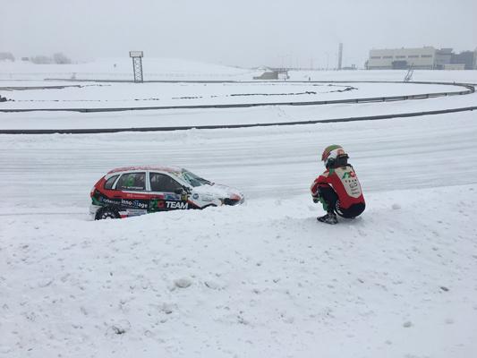 Дмитрий Брагин вновь победил в ледовых автогонках в Тольятти   CityTraffic
