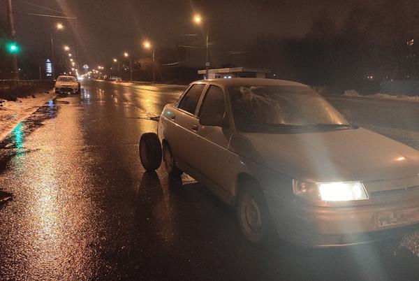 """В Тольятти 18-летний водитель сбил подростка, переходившего дорогу на """"зеленый""""   CityTraffic"""