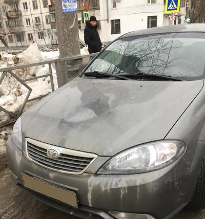 В Самаре на перекрестке водитель иномарки сбил женщину | CityTraffic