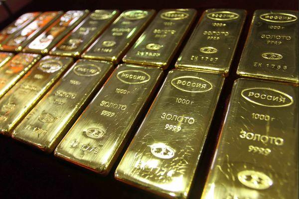 Россия в 2019 году продала за границу золота в 8 раз больше   CityTraffic