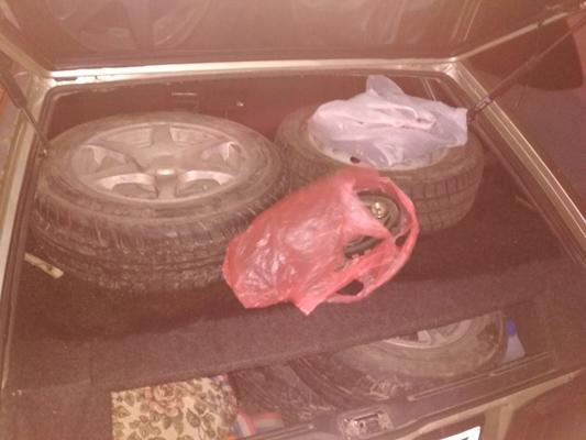 В Самаре поймали серийных воров, обчищавших автомобили | CityTraffic