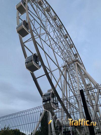 """В Самаре ввели новые тарифы для тех, кто хочет прокатиться на """"Колесе обозрения""""   CityTraffic"""