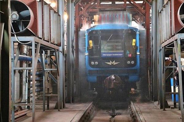В Самаре электродепо метрополитена может остаться без отопления из-за долгов