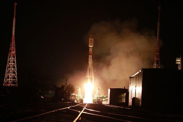 В космос стартовала первая в2020 году ракета ссамарскими двигателями