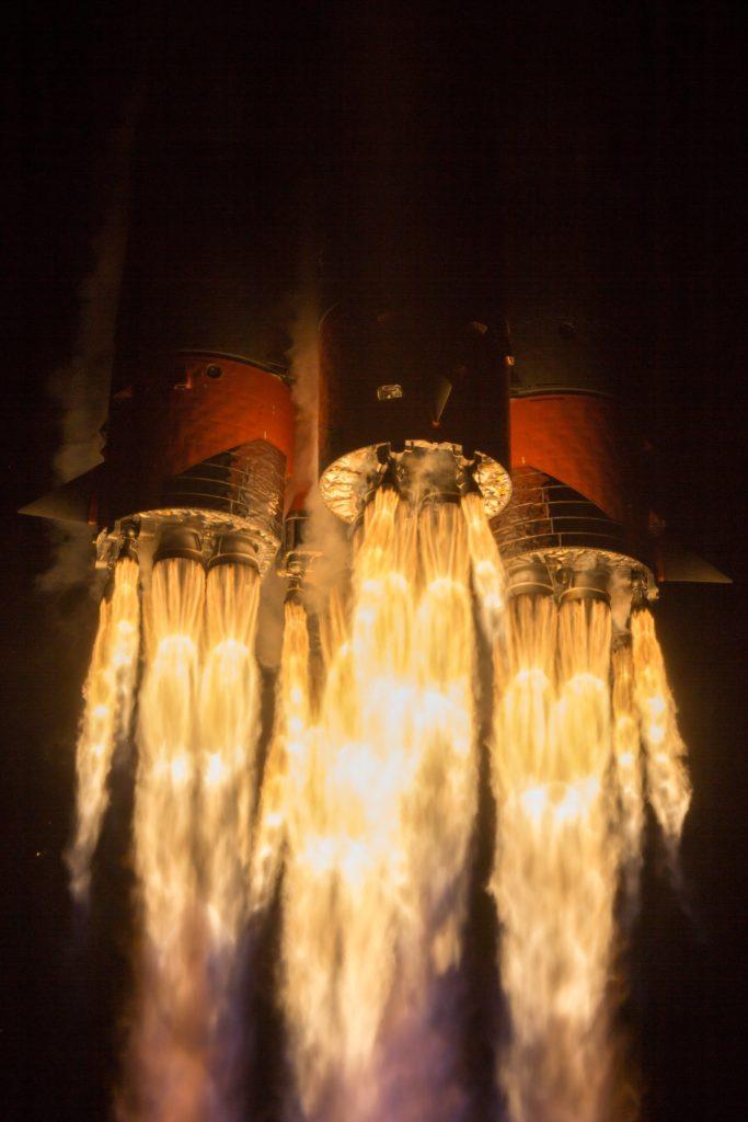 В космос стартовала первая в 2020 году ракета с самарскими двигателями   CityTraffic