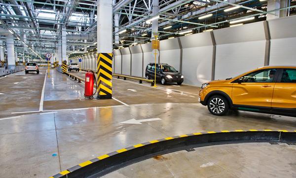 АВТОВАЗ будет испытывать свои машины на новом треке | CityTraffic