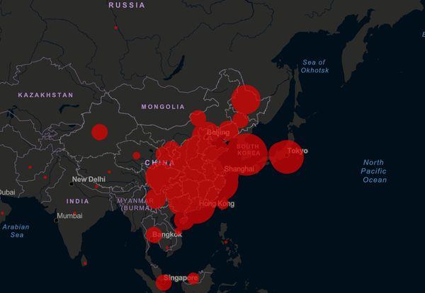 С 1 марта Россия ограничила въезд иностранных граждан из Кореи из-за коронавируса | CityTraffic