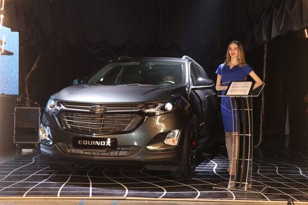 Поставка Chevrolet Equinox задерживается из-за коронавируса | CityTraffic