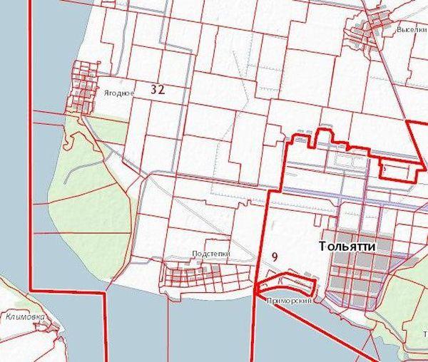 Часть участка, предназначенного для ОЭЗ в Тольятти, будет изъята ради строительства моста через Волгу   CityTraffic