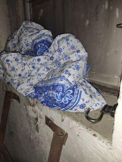 В Самаре на чердаке одного из домов задержали грабителя-бомжа | CityTraffic