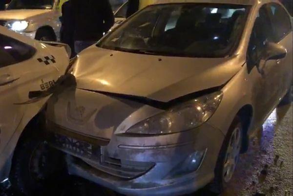 Стали известны подробности массового ДТП в Самаре, виновником которого стал нетрезвый водитель | CityTraffic