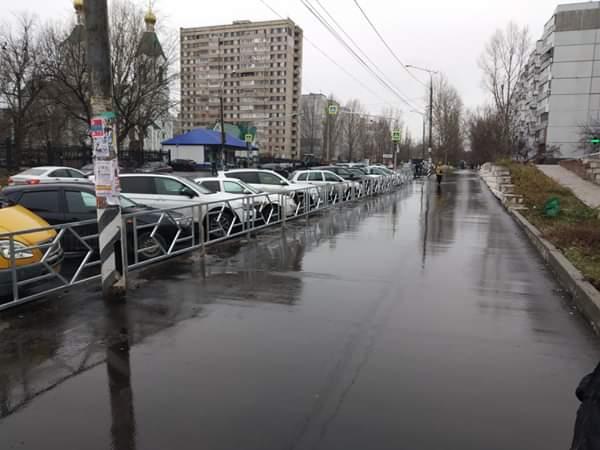 Жители Тольятти в Сети высмеивают новые опасные дорожные ограждения | CityTraffic
