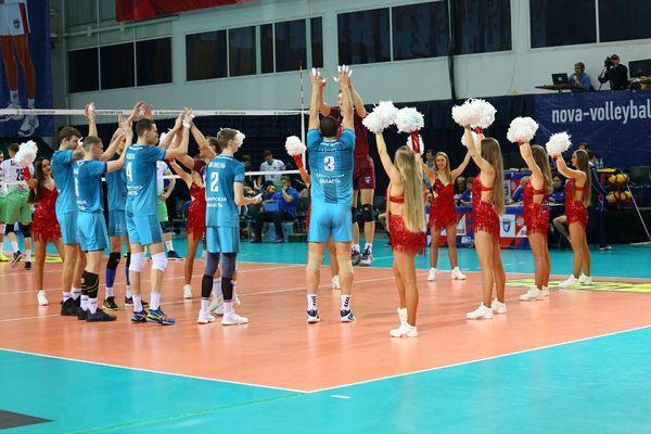 """Волейбольная """"Нова"""" выиграла второй матч подряд   CityTraffic"""