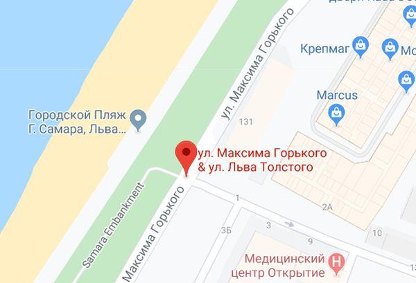 В Самаре хотят снести  самовольную постройку у Струковского сада | CityTraffic