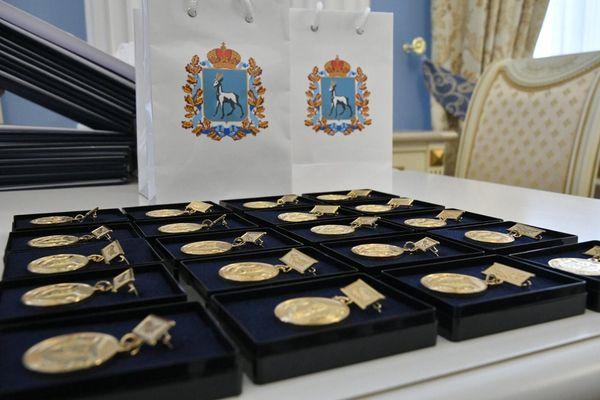 В Самарской области 20 ученых получили награды от губернатора