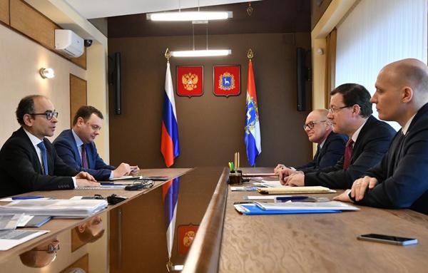 Губернатор Самарской области обсудил с президентом АВТОВАЗа перспективы на юбилейный для завода год | CityTraffic
