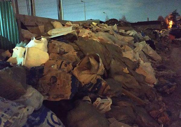 Жители Самары завели инстаграм для говорящей мусорной кучи: видео   CityTraffic