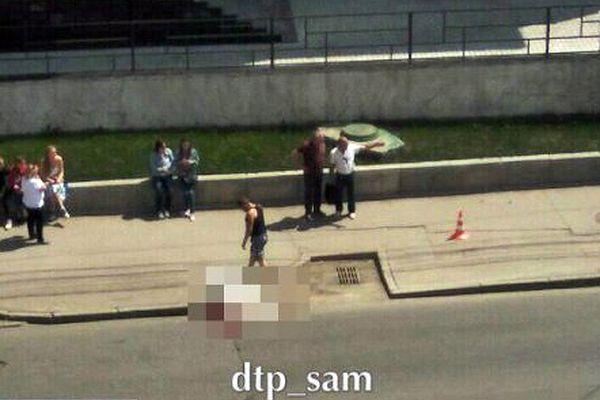 В Самаре будут судить водителя, по вине которого погибла женщина, стоявшая с трехлетним ребенком на тротуаре | CityTraffic