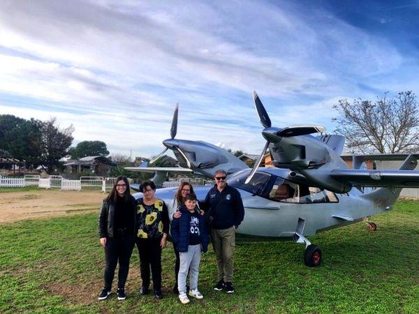 Самолёт, собранный в Самаре, уверенно держит курс на Австралию | CityTraffic