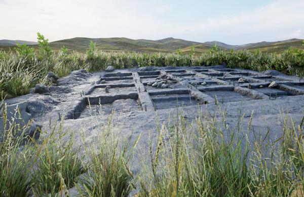Почти машина времени: вСамаре создают виртуальную модель реальных археологических раскопок