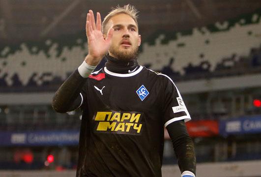 Миодраг Божович назвал вратаря Фролова первым номером в «Крыльях»   CityTraffic