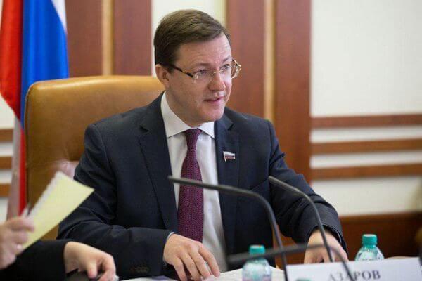 Дмитрий Азаров обсудил с депутатами Госдумы выделение дополнительных средств на реализацию проектов Самарской области | CityTraffic