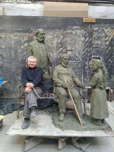 """В Самаре начали изготовление скульптурной композиции """"Аленький цветочек""""   CityTraffic"""