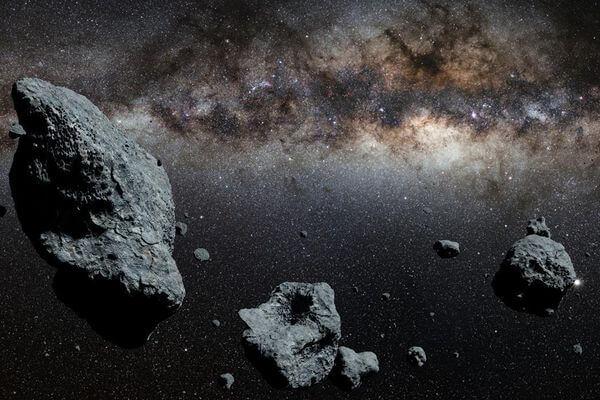 В последние дни марта рядом с Землей пролетят 4 астероида | CityTraffic