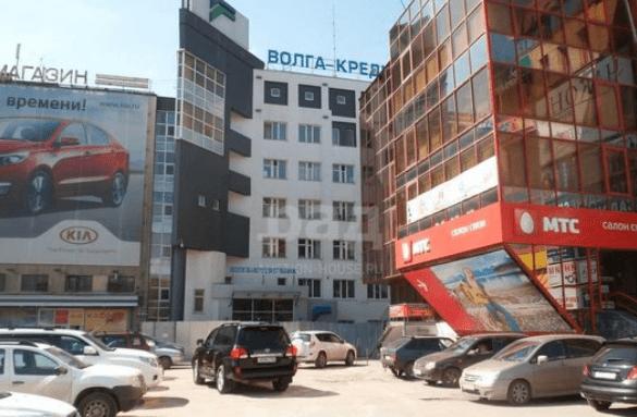 На торги выставлены офисы банков «АктивКапитал» и «Волга-кредит», расположенные в центре Самары   CityTraffic