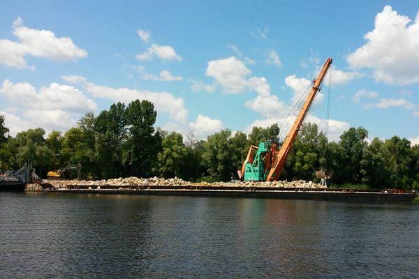 К работам по берегоукреплению  Саратовского водохранилища у села Рождествено приступят в 2022 году | CityTraffic